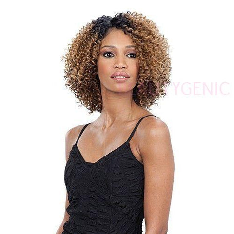 FreeTress Equal Lace Deep Diagonal Part Lace Front Wig FLOWER BLOSSOM