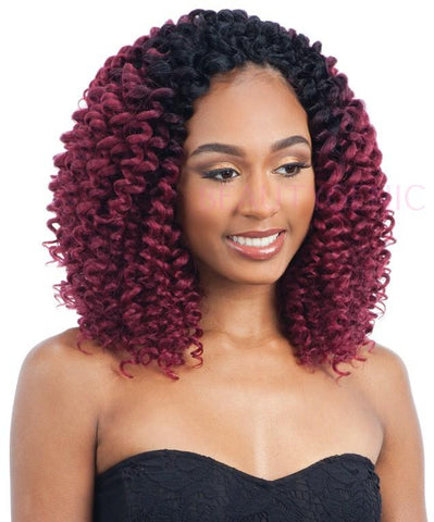 FreeTress Synthetic Hair Crochet Braids 2X WAND CURL AMPLE CURL