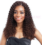 FreeTress Synthetic Hair Crochet Braids Water Wave Bulk 12 Inches