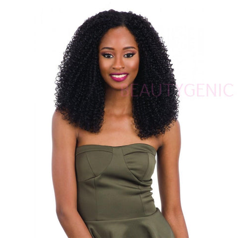 FreeTress Synthetic Hair Wig Crochet Wig Oval Part WATER WAVE