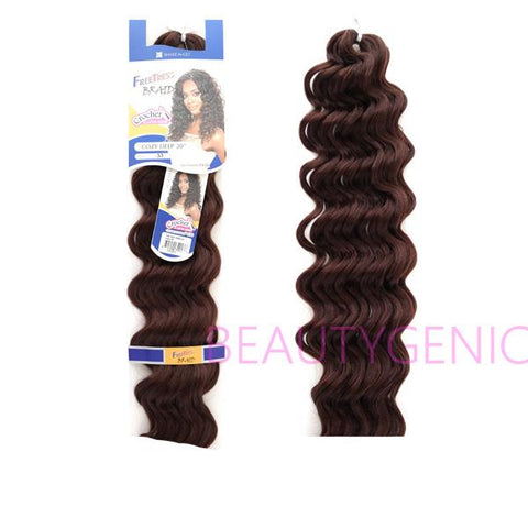 Freetress Synthetic Braid CUDDLE BRAID 26 INCHES