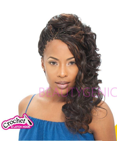 Freetress Braid ROMANCE CURL BRAID 22 inches