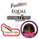 FreeTress Equal Synthetic Hair Wig Invisible Part Wig AMY