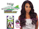 DANITY - Freetress Equal Brazilian Deep Invisible L Part Lace Front Wig