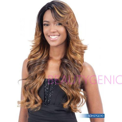 Freetress Equal Lace Front Wig Deep Invisible Part MIZZY