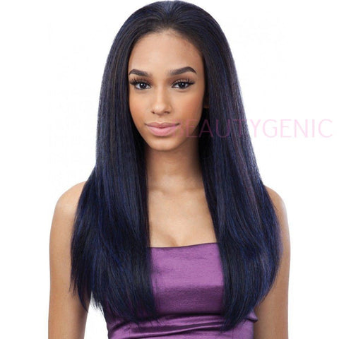 Freetress Equal Drawstring Half Wig FLATTER GIRL 24