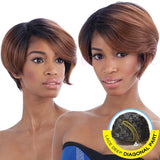 Freetress Equal Lace Front Wig Deep Invisible Part BERRY BLOSSOM
