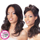 Freetress Equal 100% Hand Tied Whole Lace Wig CRYSTAL