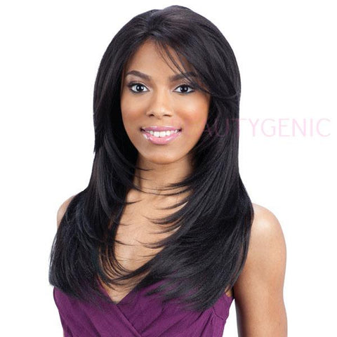 Freetress Equal Green Cap Synthetic Lace Front Wig GIANNA