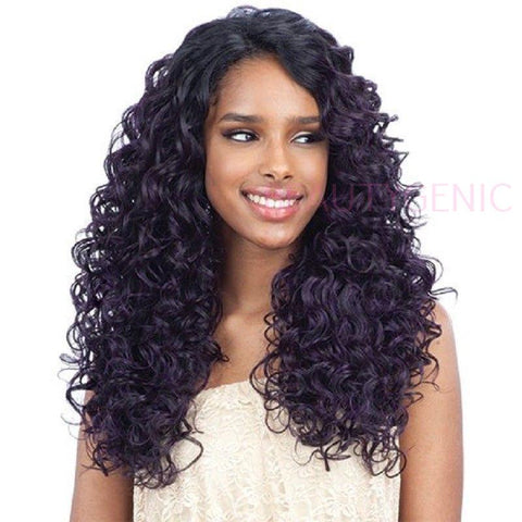 Freetress Equal Synthetic 3 Way Part Lace Front Wig VICTORY