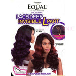 Freetress Equal Synthetic Diagonal Part ORANGE BLOSSOM Lace Front Wig