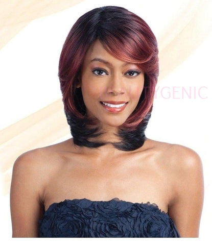 Freetress Equal Synthetic Hair Wig Green Cap Protective Style 002