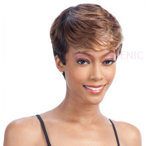 Freetress Equal Synthetic Hair Wig Green Cap Protectif Style 003