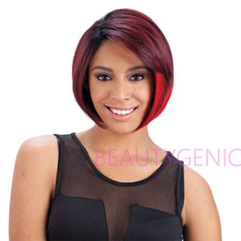 Freetress Equal Invisible L Part Wig BLACK JACK