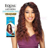 Freetress Equal Lace Front Deep Invisible Part Wig MILLY