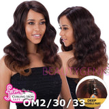 Freetress Equal Lace Front Wig Brazilian Natural LESLIE