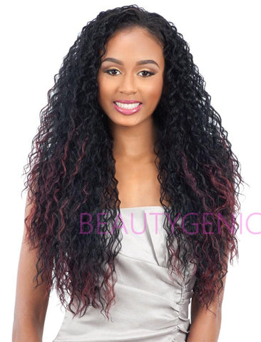 Freetress Equal Drawstring Fullcap Half Wig MAGIC GIRL