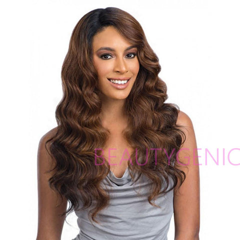 Freetress Equal Synthetic Brazilian NATURAL LOOSE Lace Front Wig