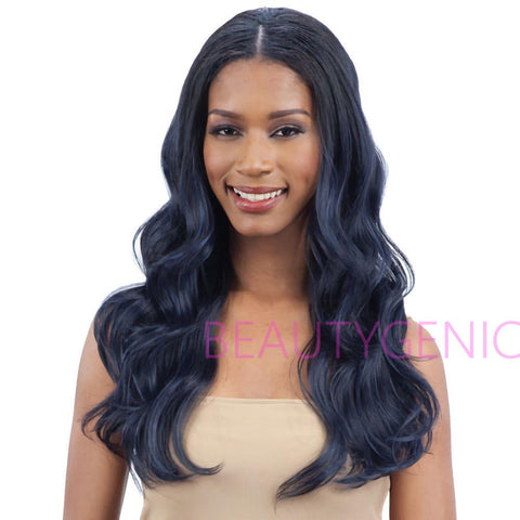 Freetress Equal Synthetic Full Wig OVAL PART BODY WAVE