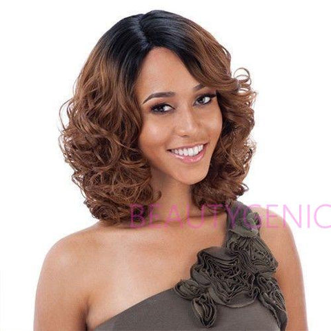 Freetress Equal Synthetic Invisible Lace Front L Part Wig REMI