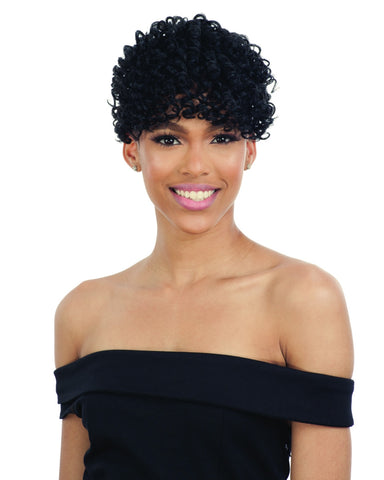 Apple Bang - Freetress Equal Synthetic Clip In Hair Piece