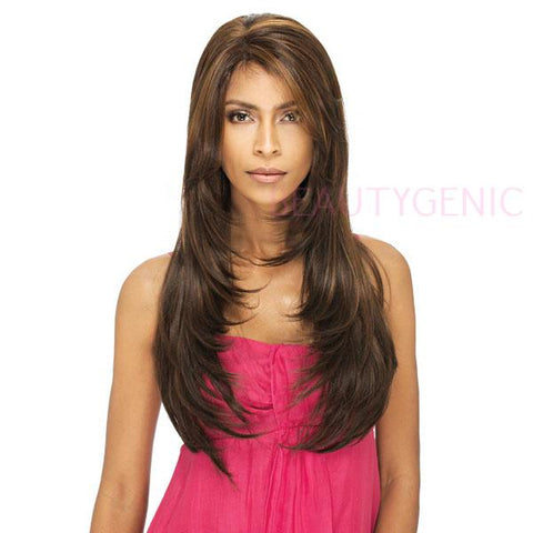 Freetress Equal Synthetic Lace Front Invisible Part Wig AMBITION