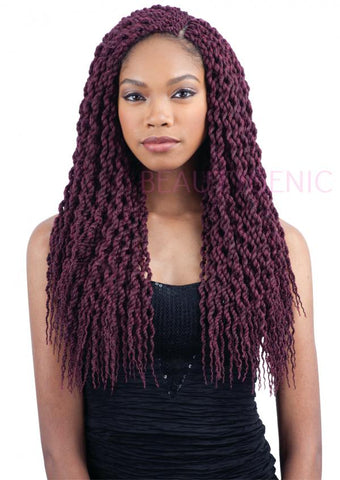 Freetress Pre Looped Crochet Braid CURLY SENEGAL TWIST