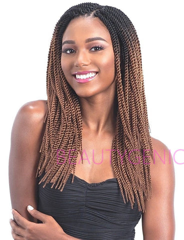 Freetress Crochet Braid LARGE SENEGALESE TWIST 14 Inch