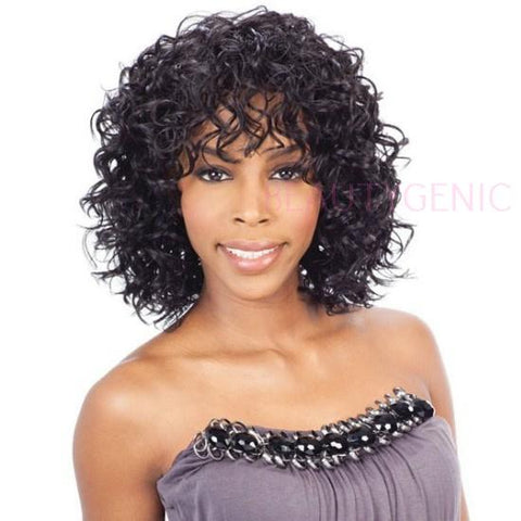 Milky Way Peruvian Human Hair Blend Wig DANA