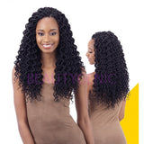 2X SOFT CURLY FAUX LOC 14 Inches -Freetress Synthetic Crochet Braid Dread Locks