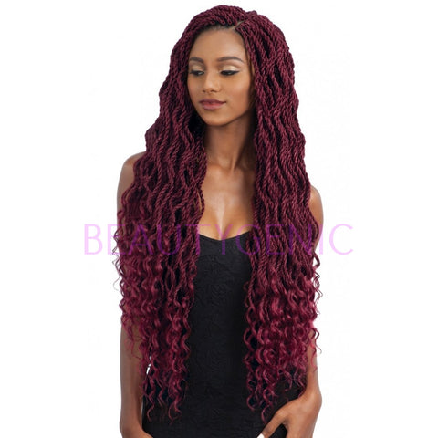 Freetress Crochet Braid ZOEY TWIST CURLY 26 Inch