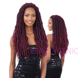 Freetress Synthetic Crochet Pre-Looped Braid 2X BO LOC 18