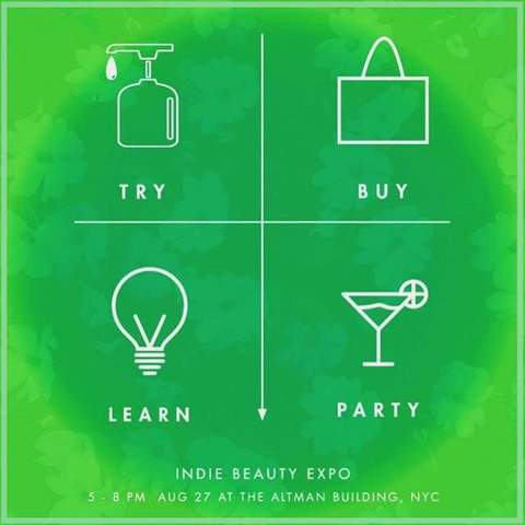 Indie Beauty Expo 2015