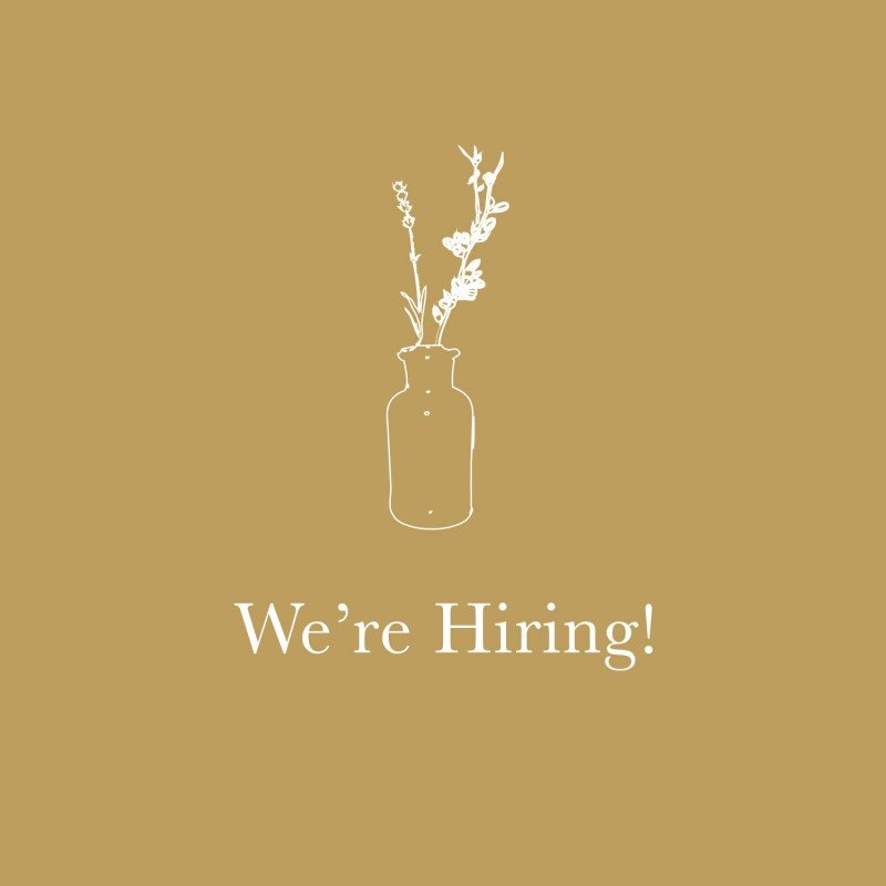 We're Hiring! - Account Manager