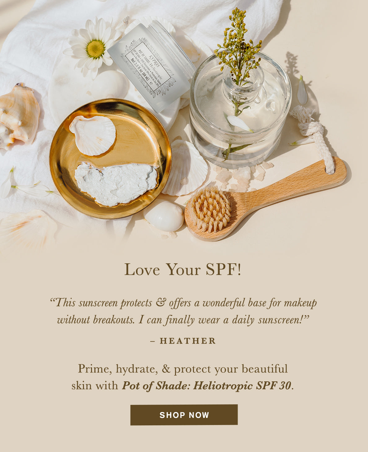 Love Your SPF!