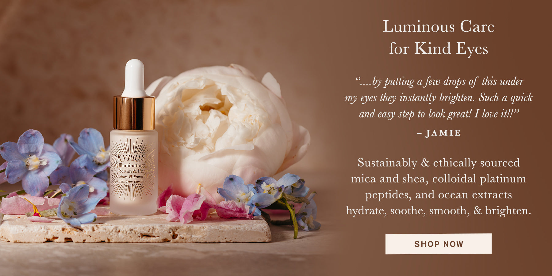 Luminos Care for Kind Eyes