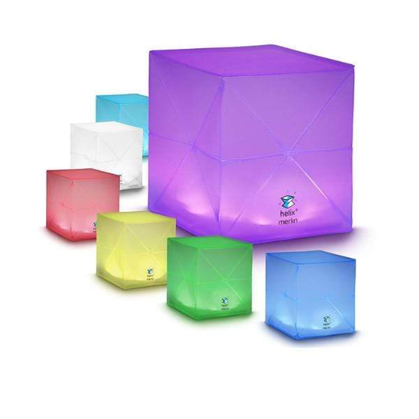 MULTICOLOR COLLAPSIBLE AND FOLDABLE SOLAR LANTERN - Helix