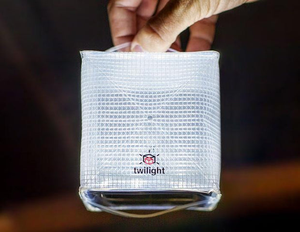 Twilight-  COLLAPSIBLE AND FOLDABLE MINI-SOLAR LANTERN