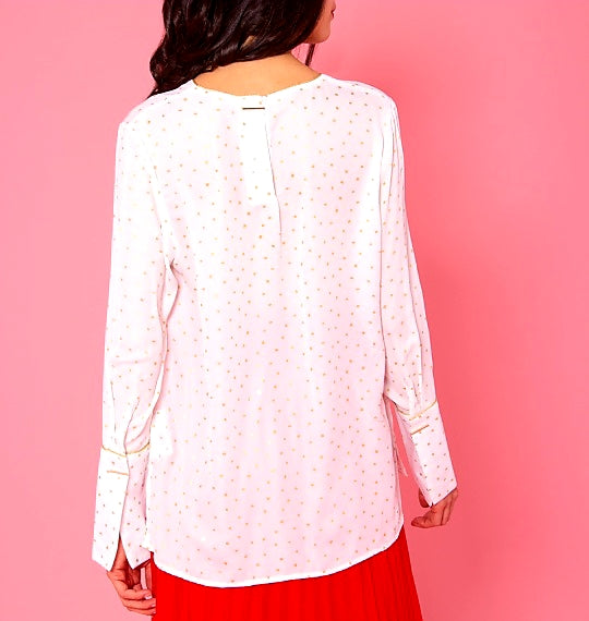 The Roma Blouse