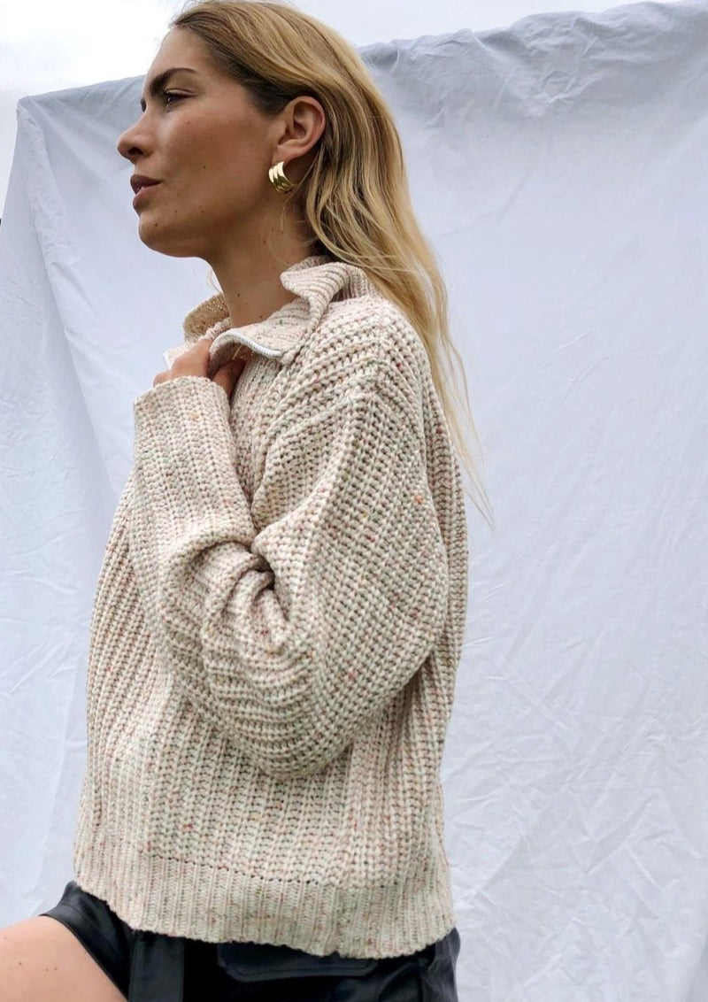 The Knitted Jumper