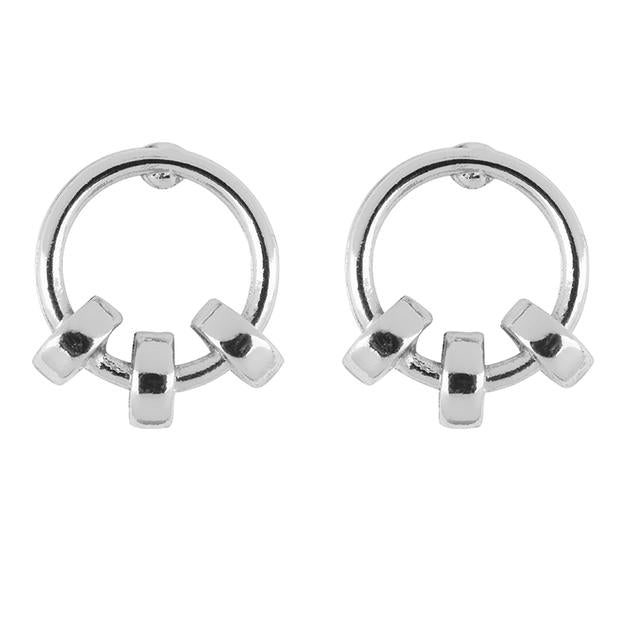Marilyn Earrings - Silver