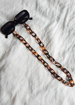Sunglasses Cord Brown