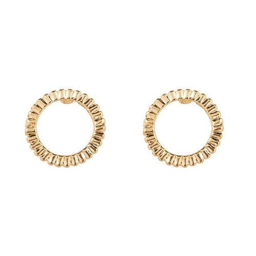 Sunny Studs - Gold