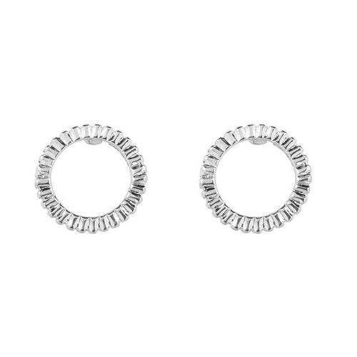 Sunny Studs - Silver