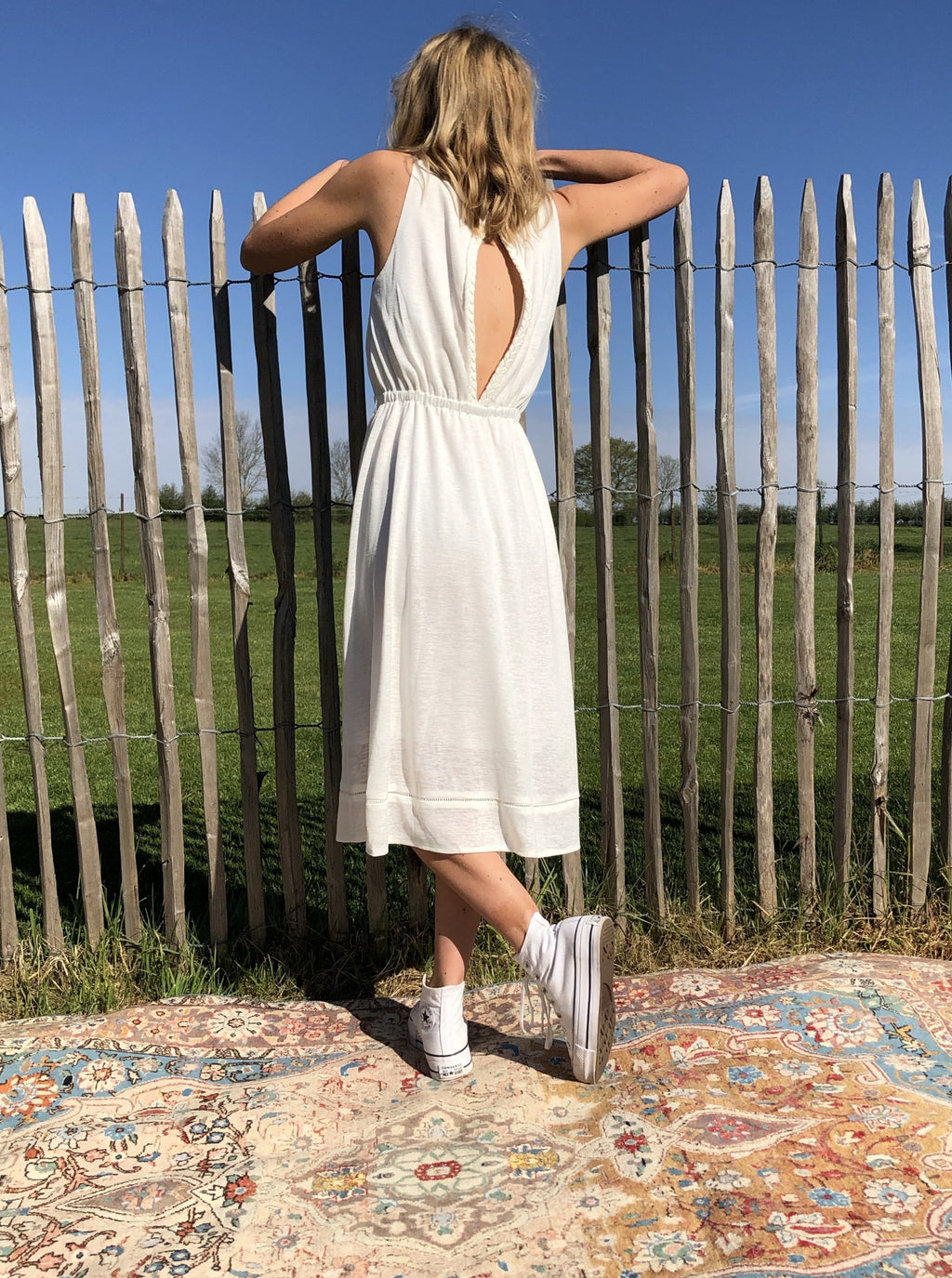 The Mykonos Dress