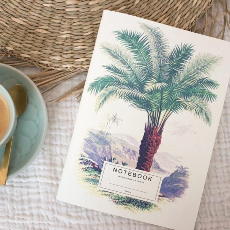 Notebook - Palmtree