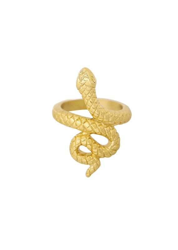 Ring Flawless Snake