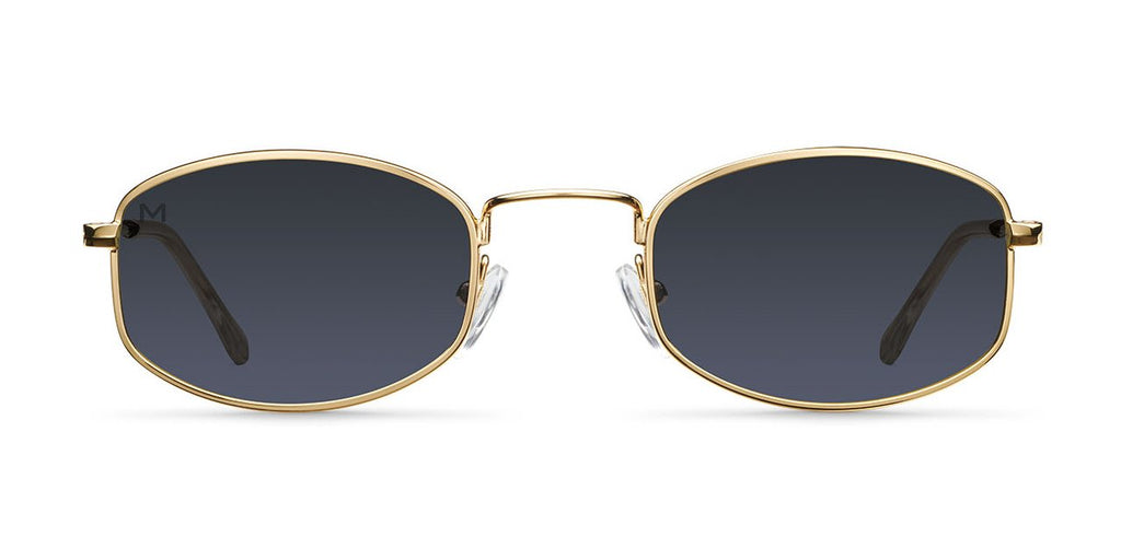 Suku Gold Carbon Sunglasses