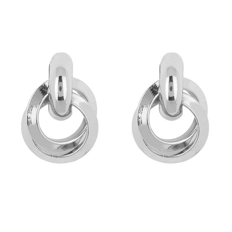 silver earrings 26rue