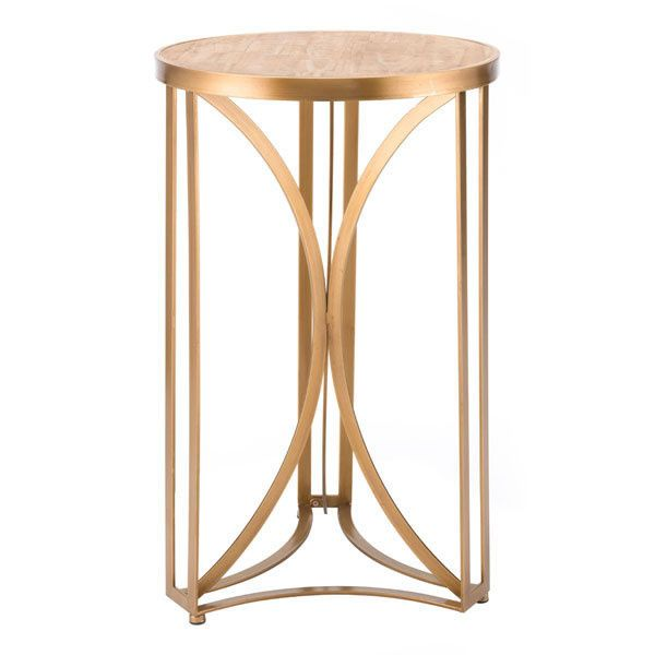 Grande table d'appoint